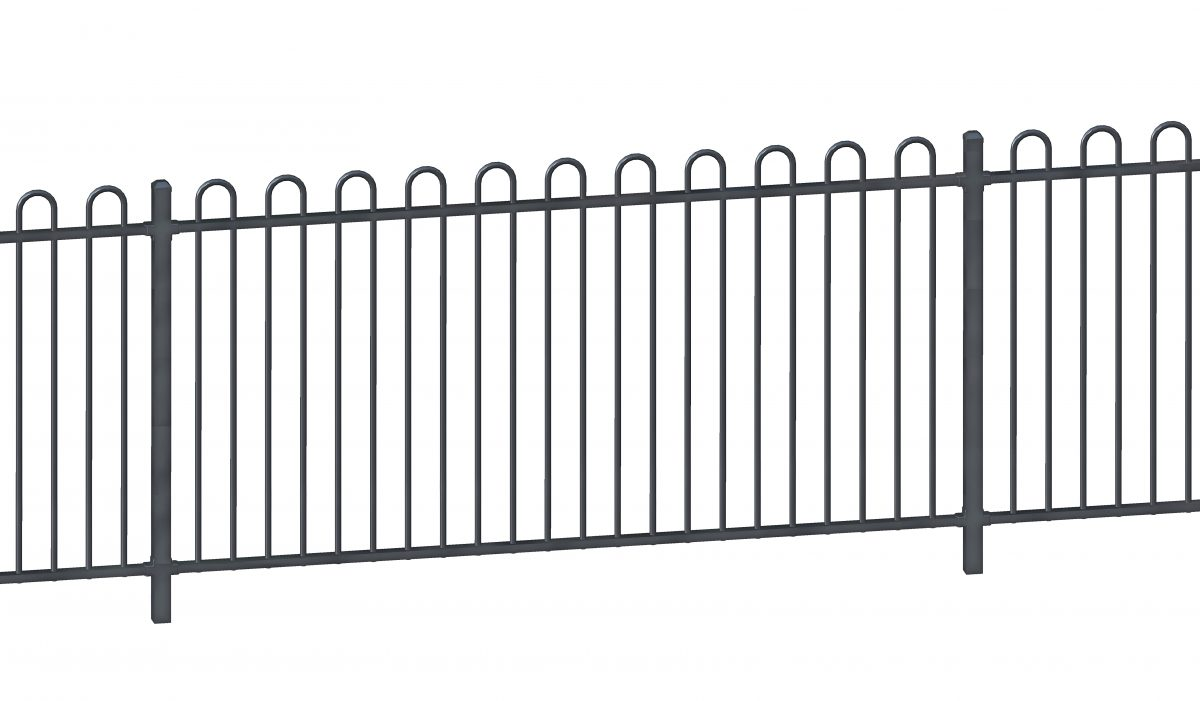 Loop Top Fencing